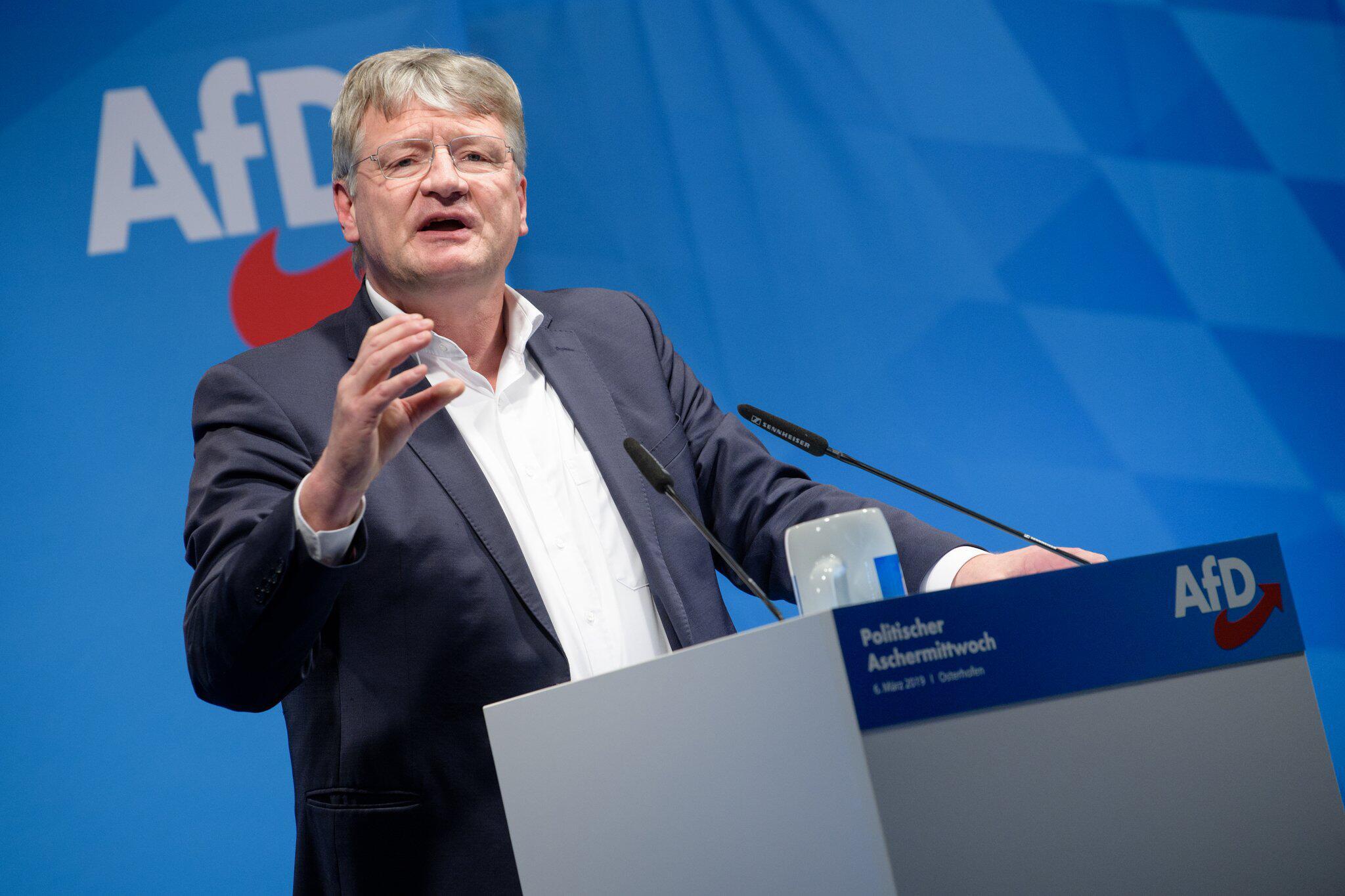 Bild zu Politischer Aschermittwoch in Bayern- AfD