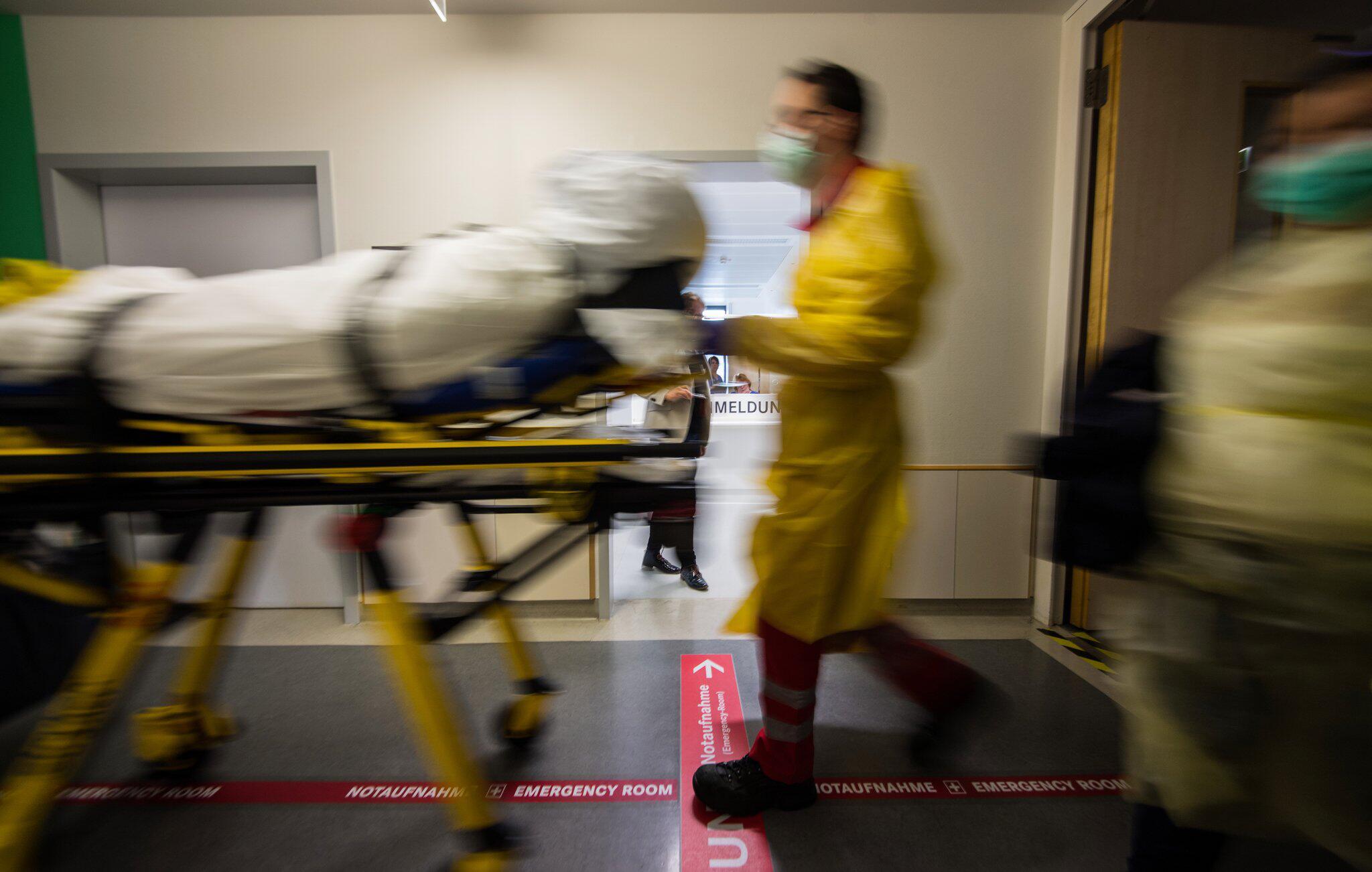 Bild zu Notaufnahme am Uniklinikum Mainz