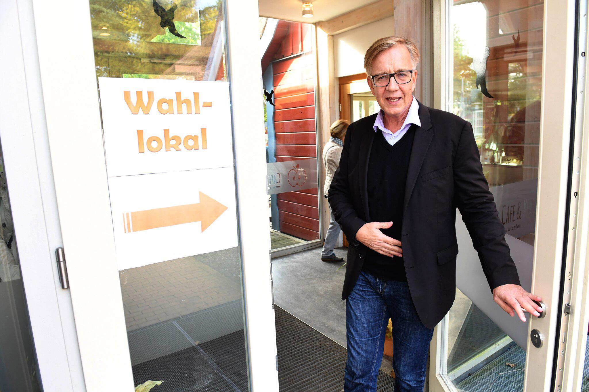 Bild zu Bundestagswahl - Die Linke