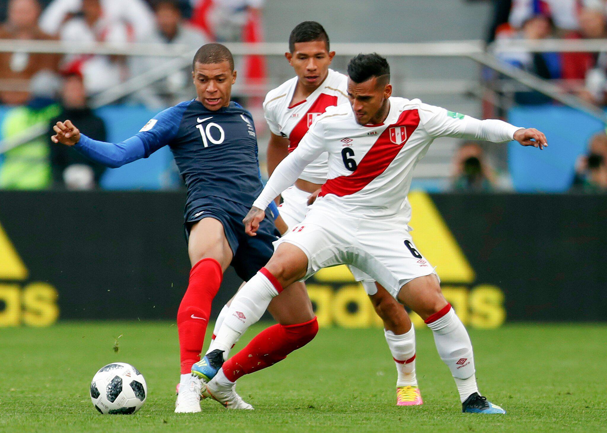 Frankreich Peru Wm 2021