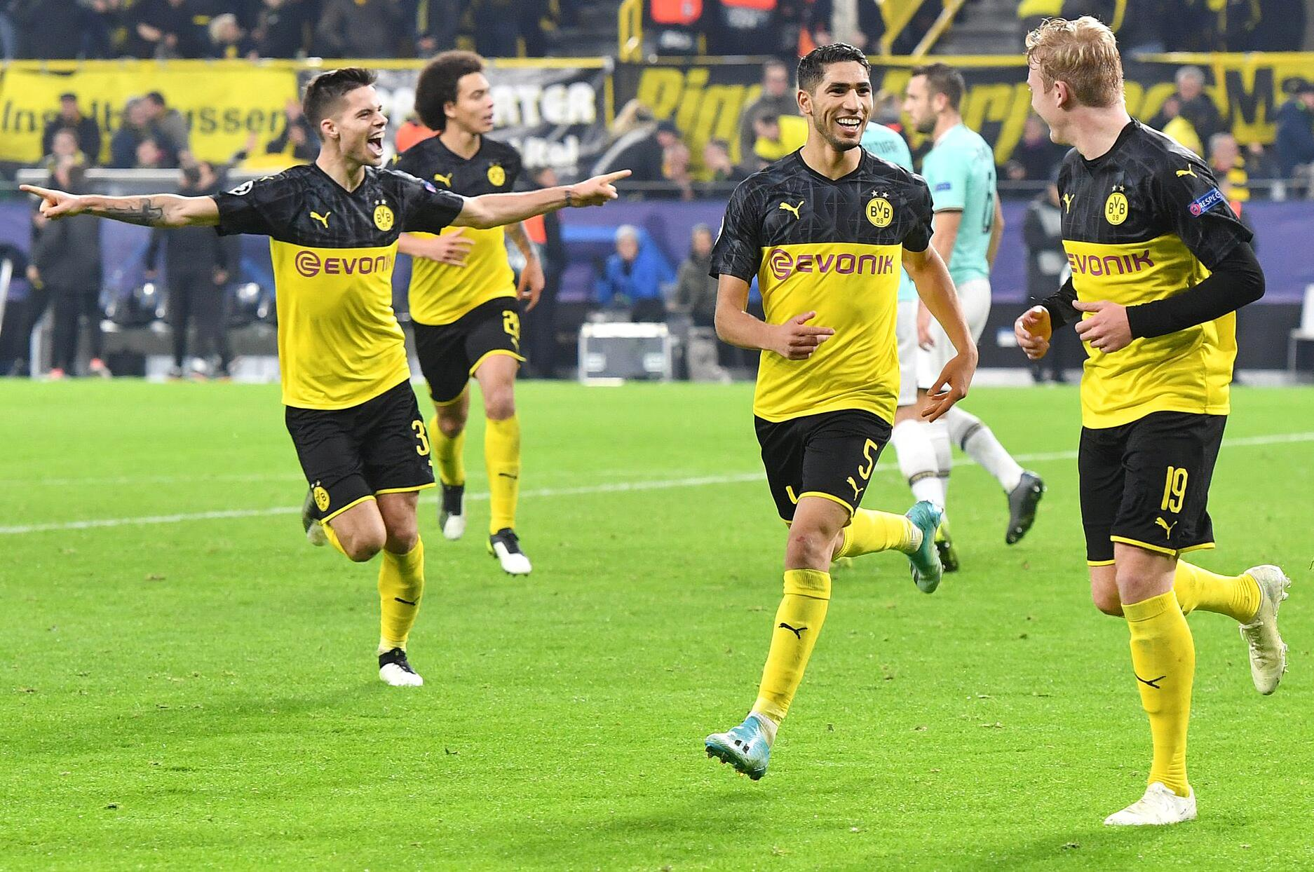 Dortmund Inter Mailand Champions League