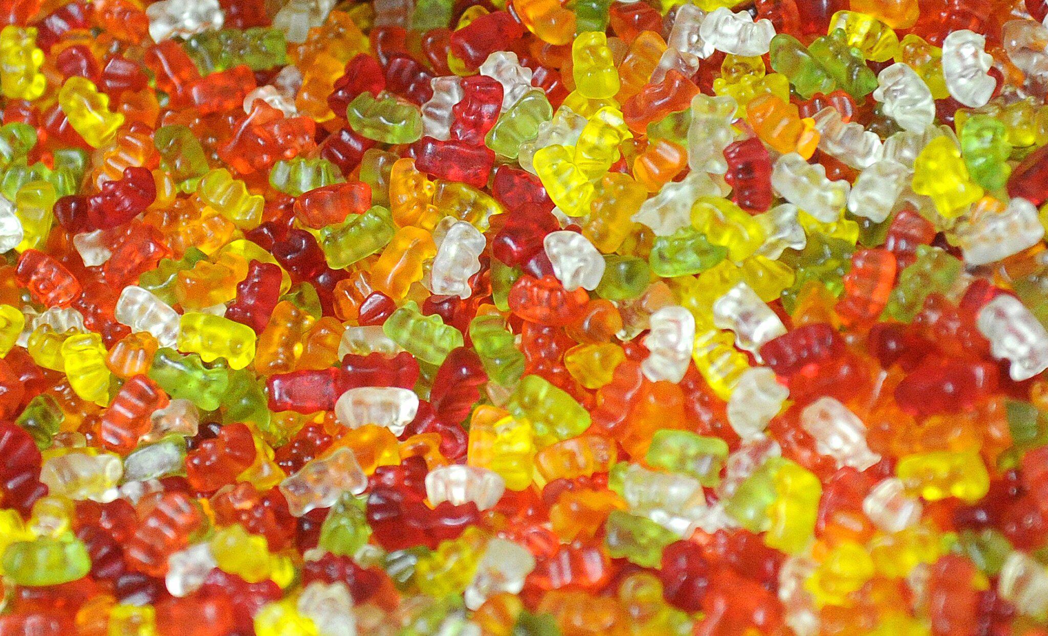 Bild zu Haribo - Gummibärchen