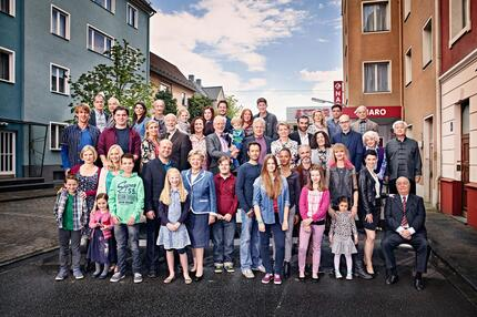 Lindenstrasse: Der grosse Rückblick