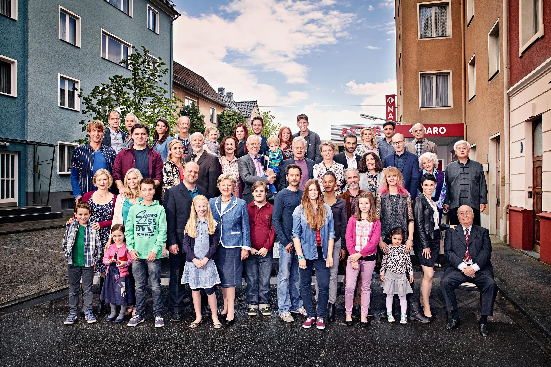 Bild zu Lindenstrasse: Der grosse Rückblick