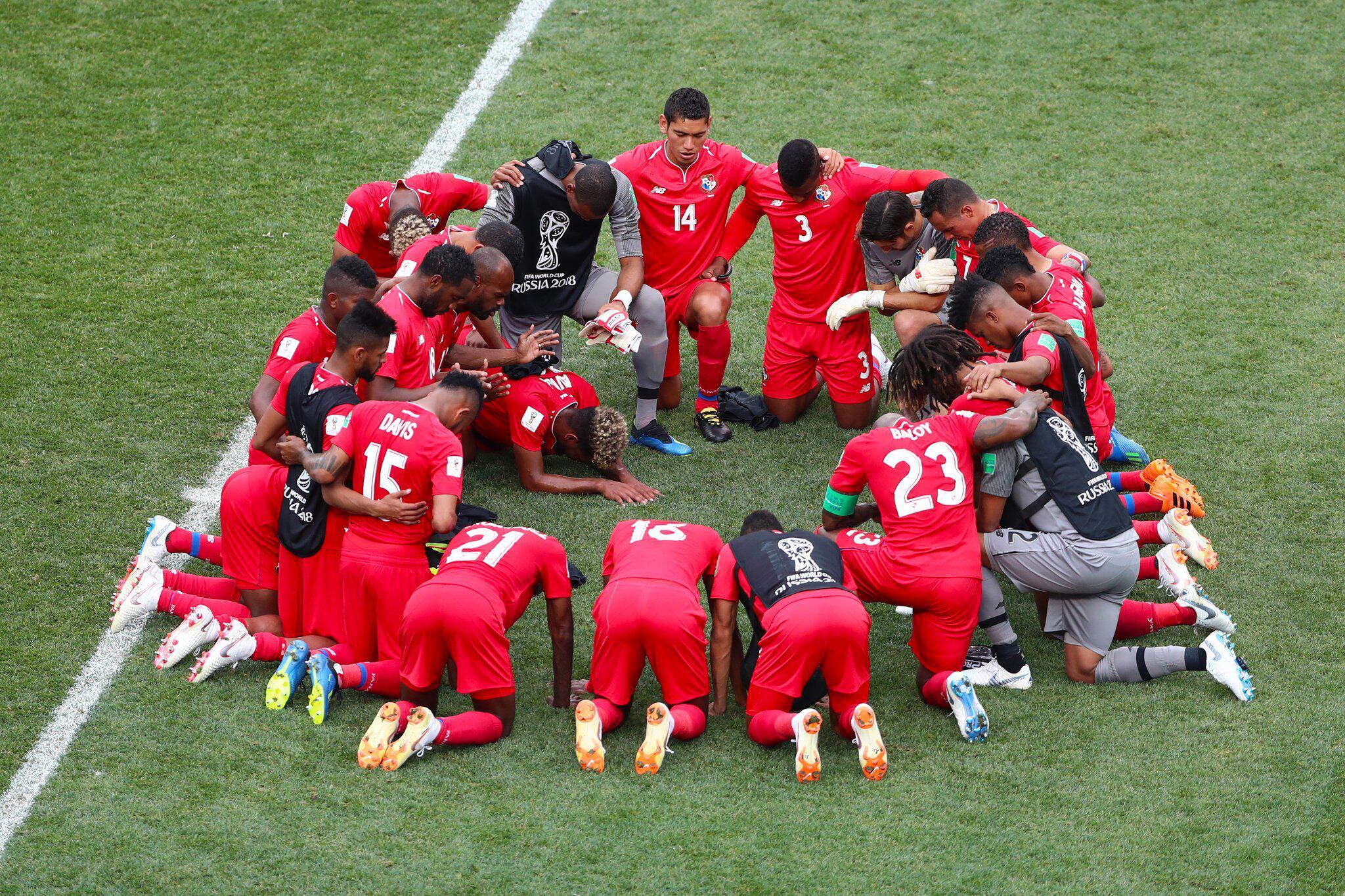 Bild zu WM 2018 - England - Panama