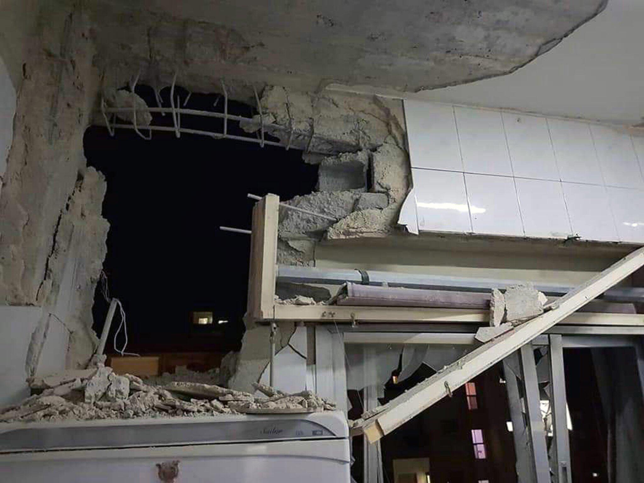Bild zu Israelischer Angriff in Syrien