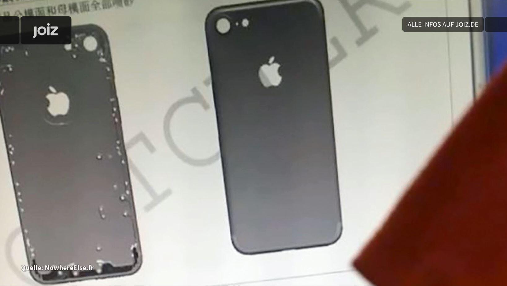 Bild zu IPhone 7 Joiz