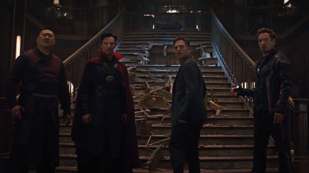 Bild zu 1. Trailer für Avengers: Infinity War