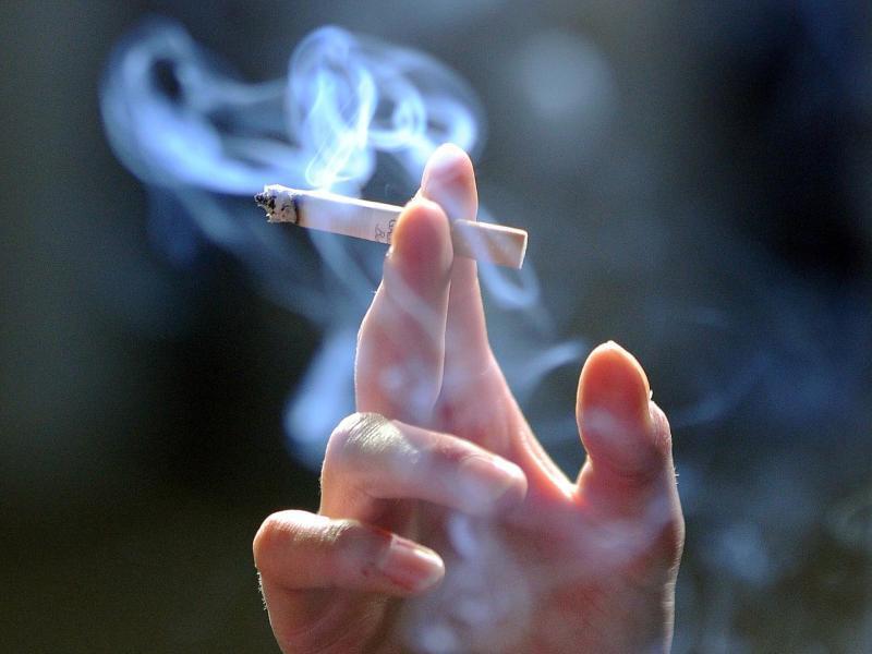 Bild zu Rauchen