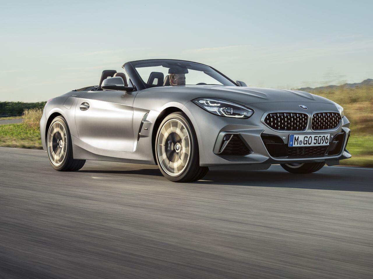 Bild zu Der neue BMW Z4: Offener Premium-Sportwagen mit klassischen Tugenden