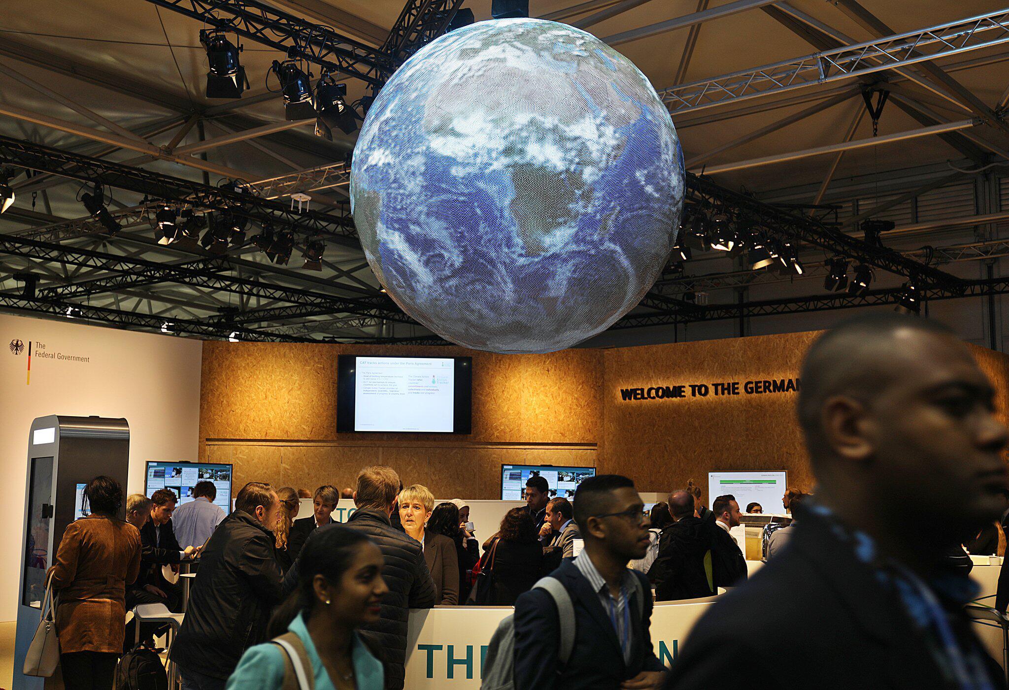 Bild zu Weltklimakonferenz