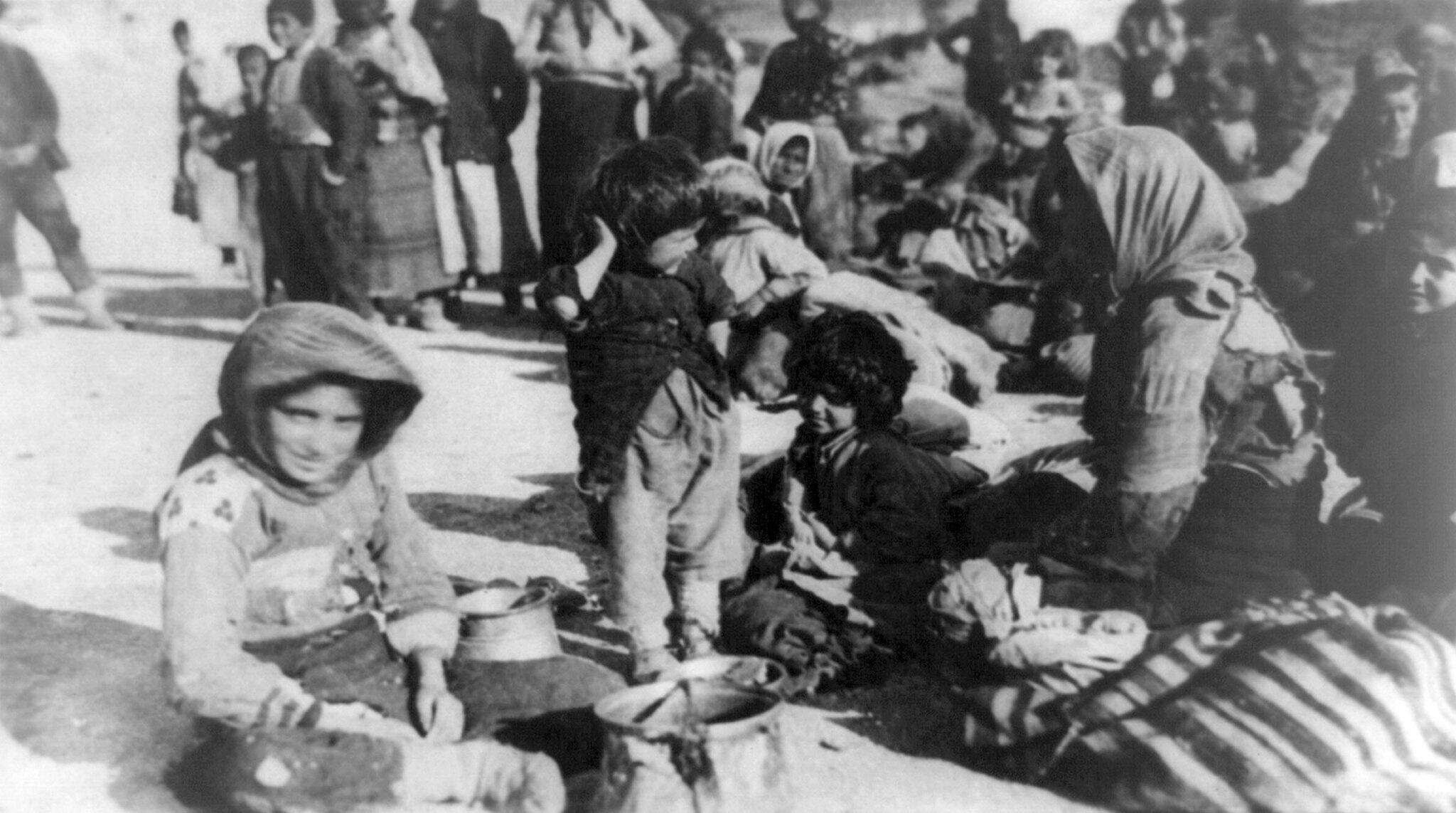 Bild zu Armenische Flüchtlinge in Syrien