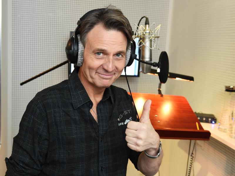 Bild zu Schauspieler Wolfgang Bahro