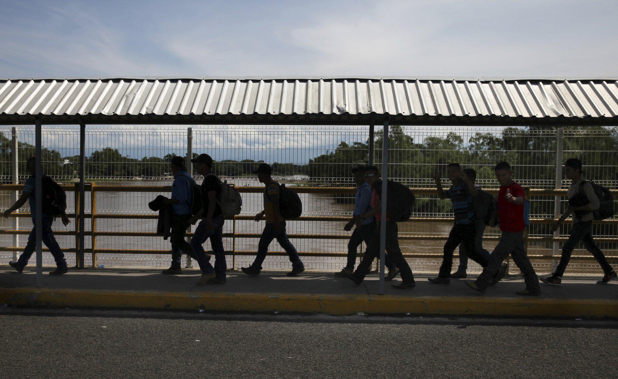 Bild zu Migration in Mexiko