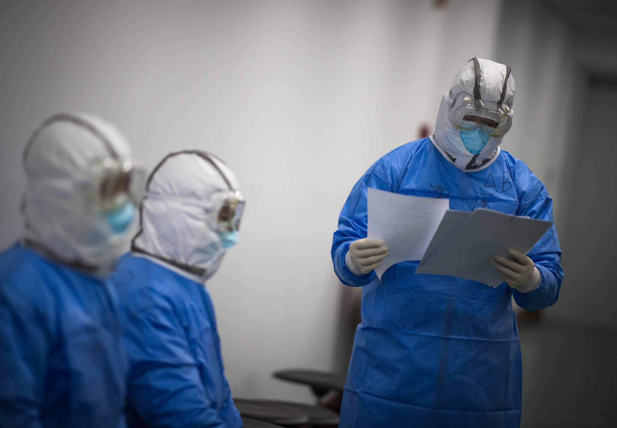 Bild zu Coronavirus - China