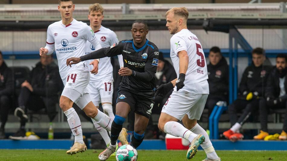 SC Paderborn 07 - 1. FC Nürnberg