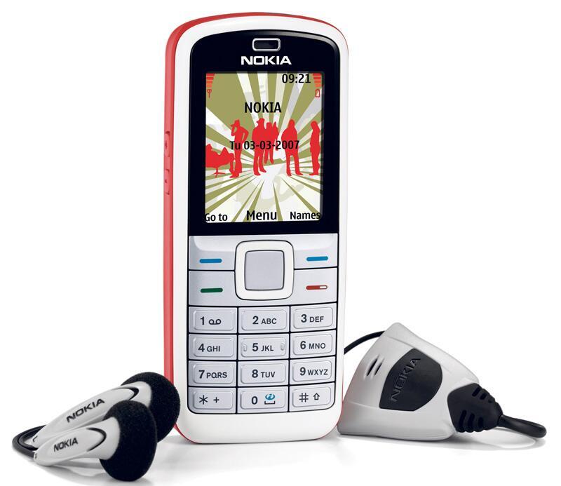 Bild zu Nokia-Handy 5070