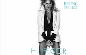 Helene Fischer freizügig auf Plattencover