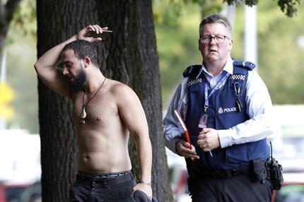 Schüsse in Moschee in Neuseeland, Christchurch