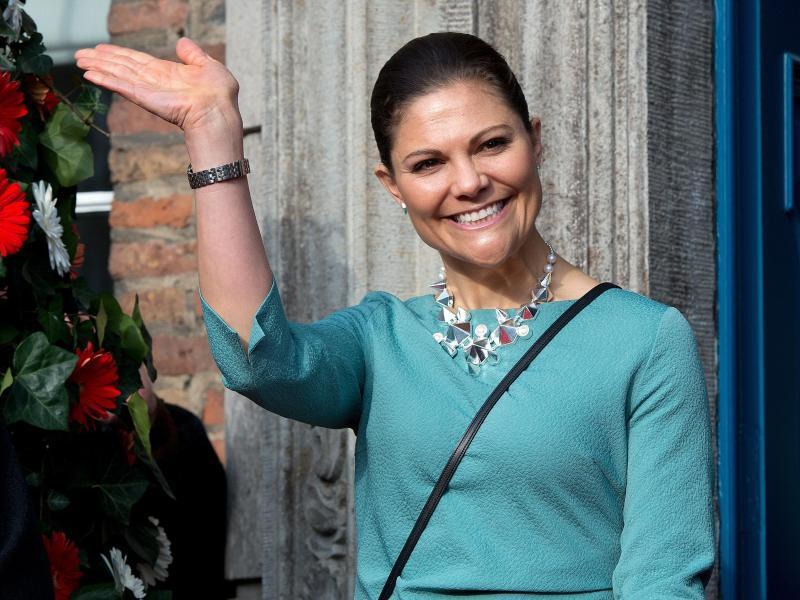 Bild zu Kronprinzessin Victoria von Schweden