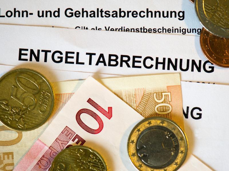 Bild zu Lohn- und Gehaltsabrechnung