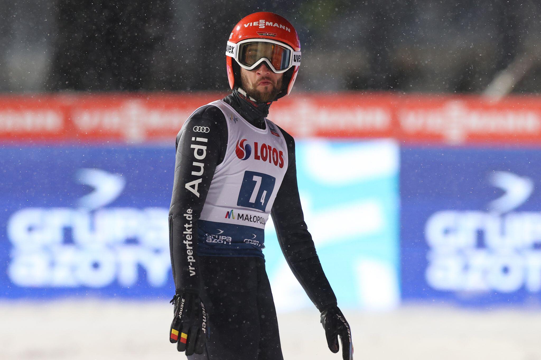 Bild zu Skispringen - Weltcup in Zakopane