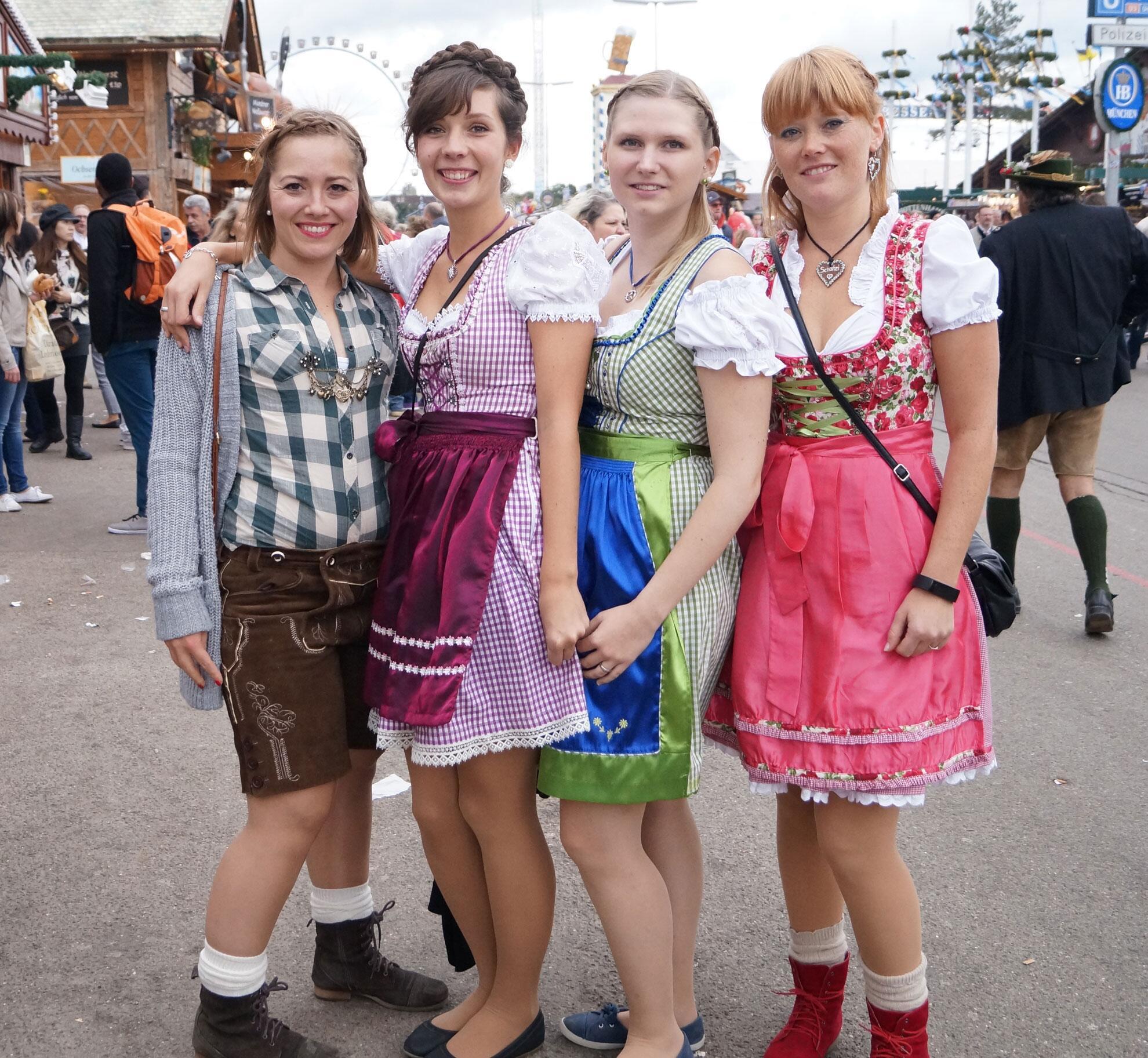 Oktoberfest frauen kennenlernen