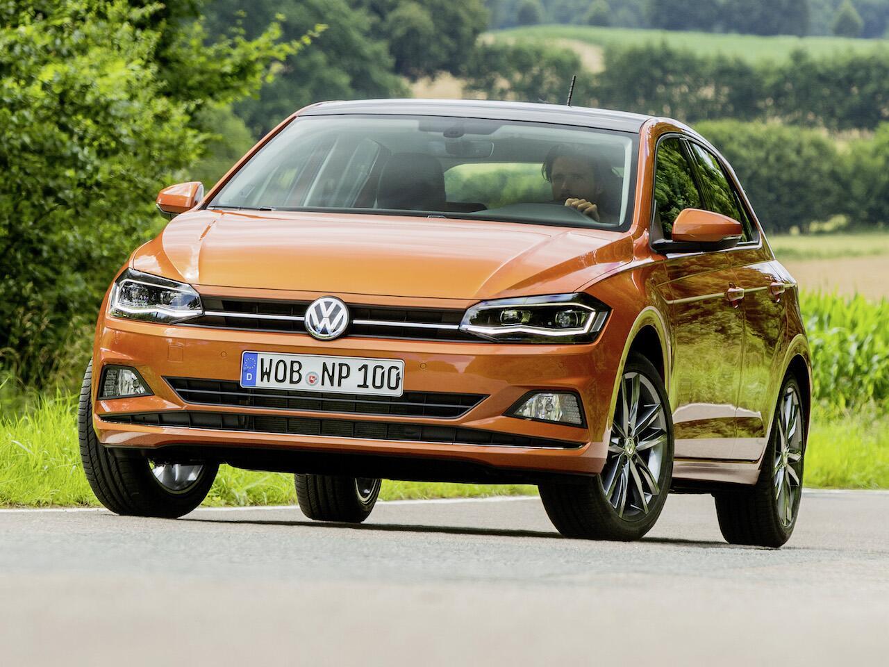 Bild zu Volkswagen Polo