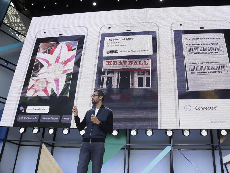 Bild zu Entwicklerkonferenz Google I/O