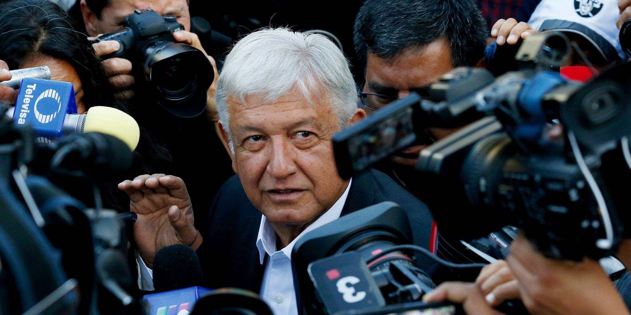 Bild zu Wahlen in Mexiko