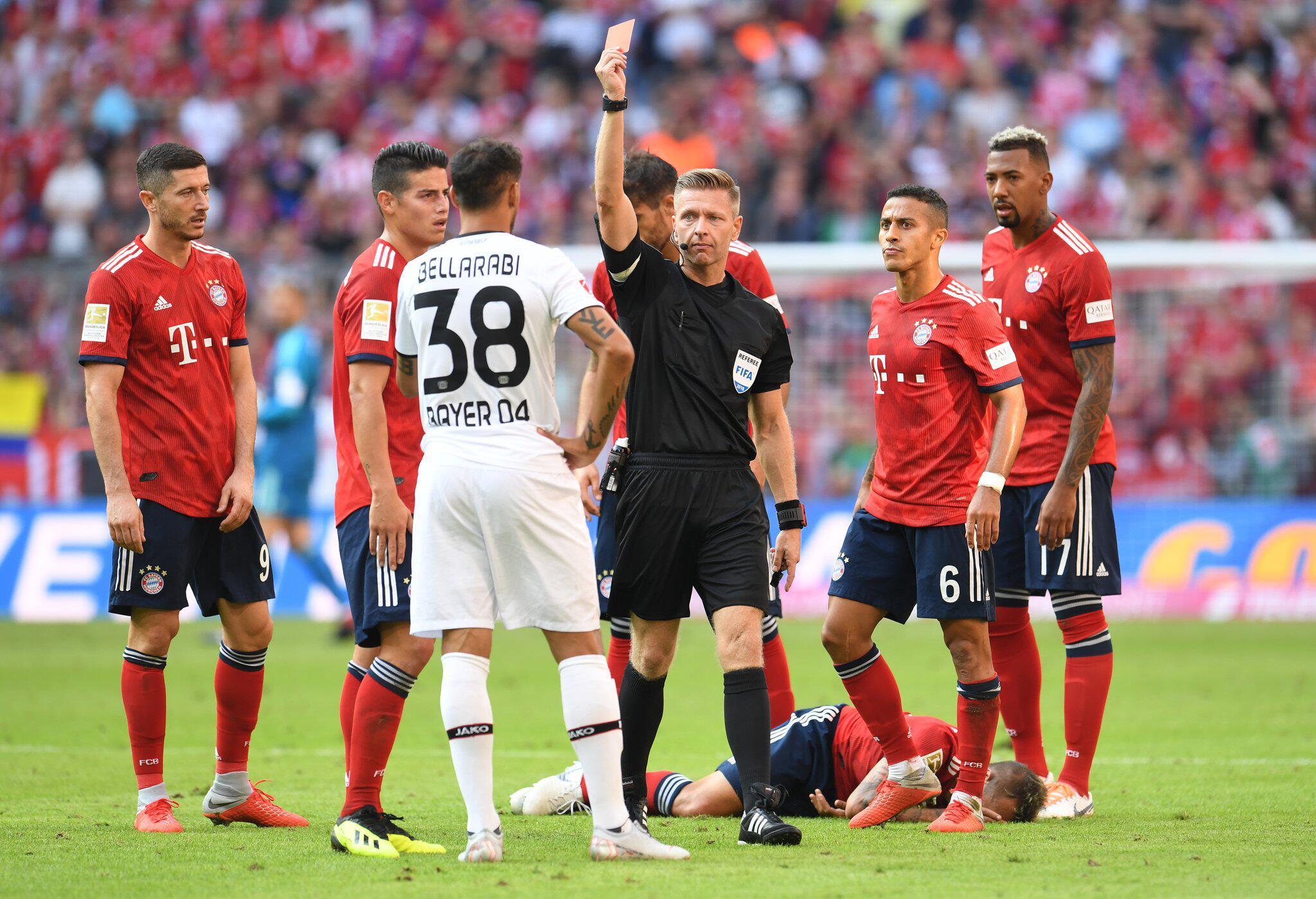 Bild zu FC Bayern Munich vs Bayer Leverkusen