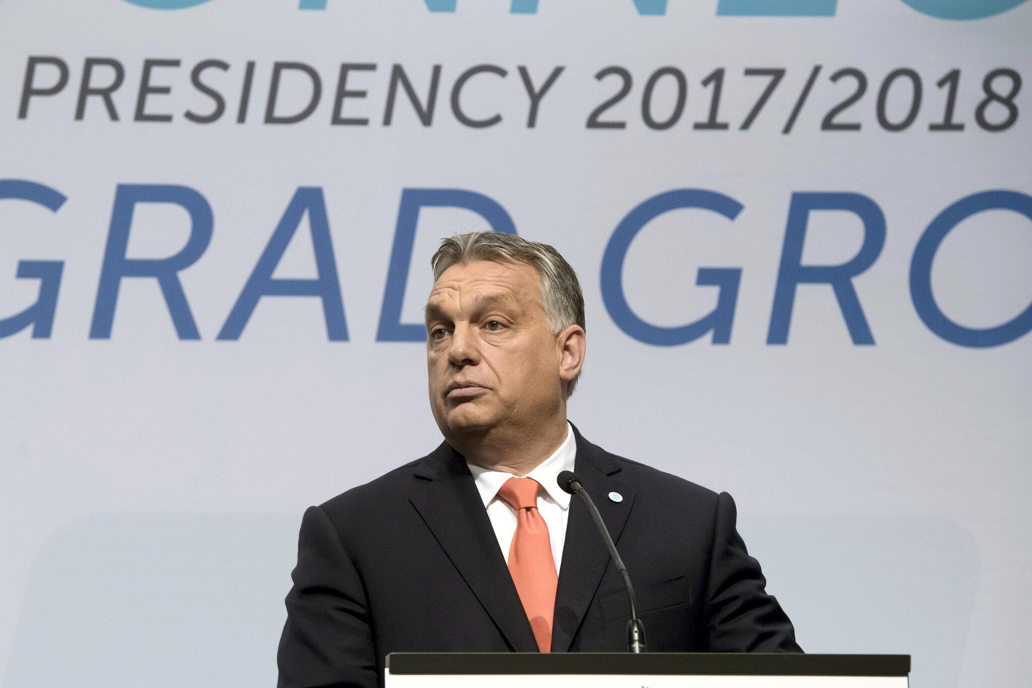 Bild zu Gipfeltreffen der Visegrad-Staaten mit Österreichs Kanzler