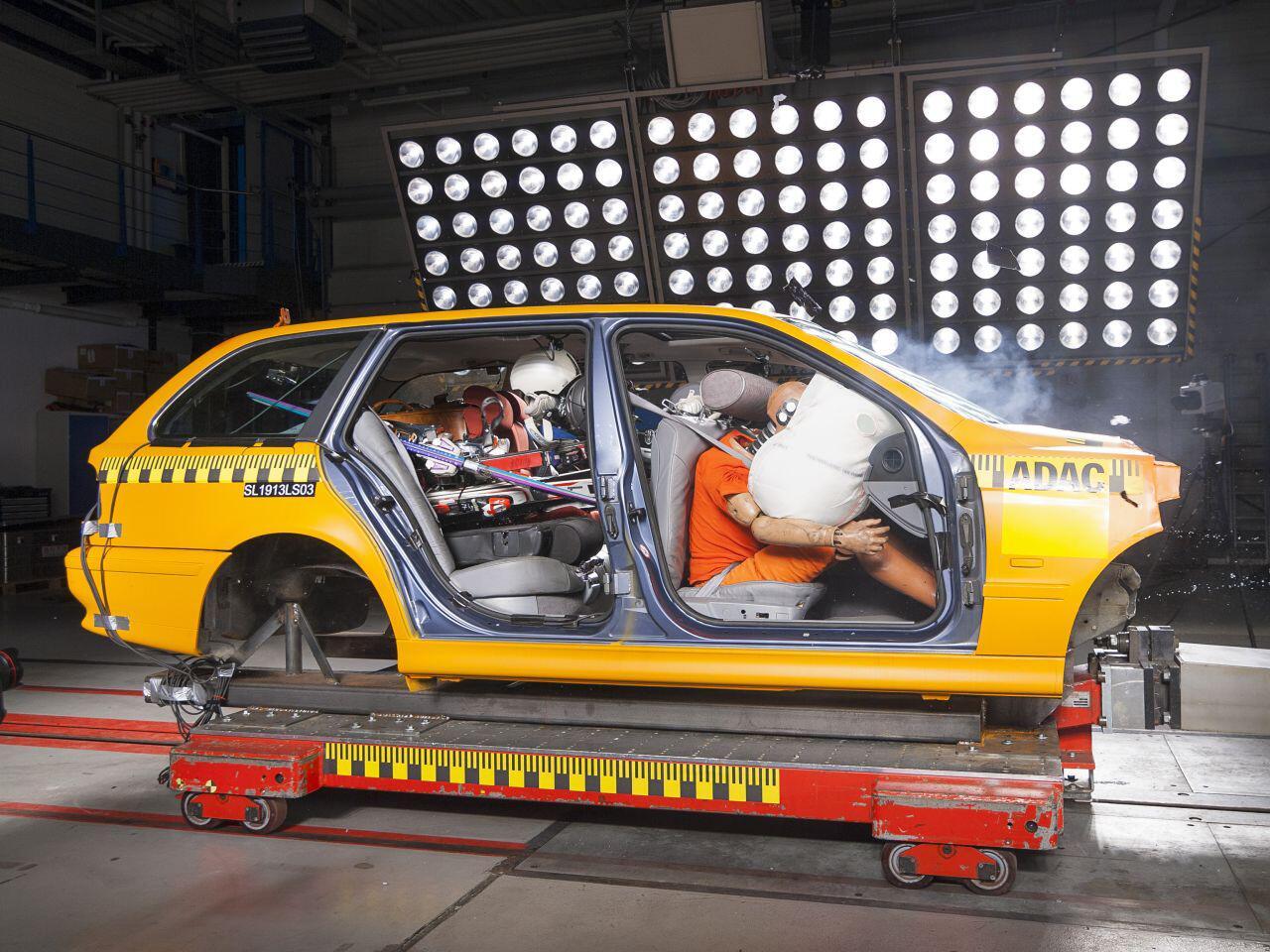 Bild zu ADAC Ladungssicherungstest
