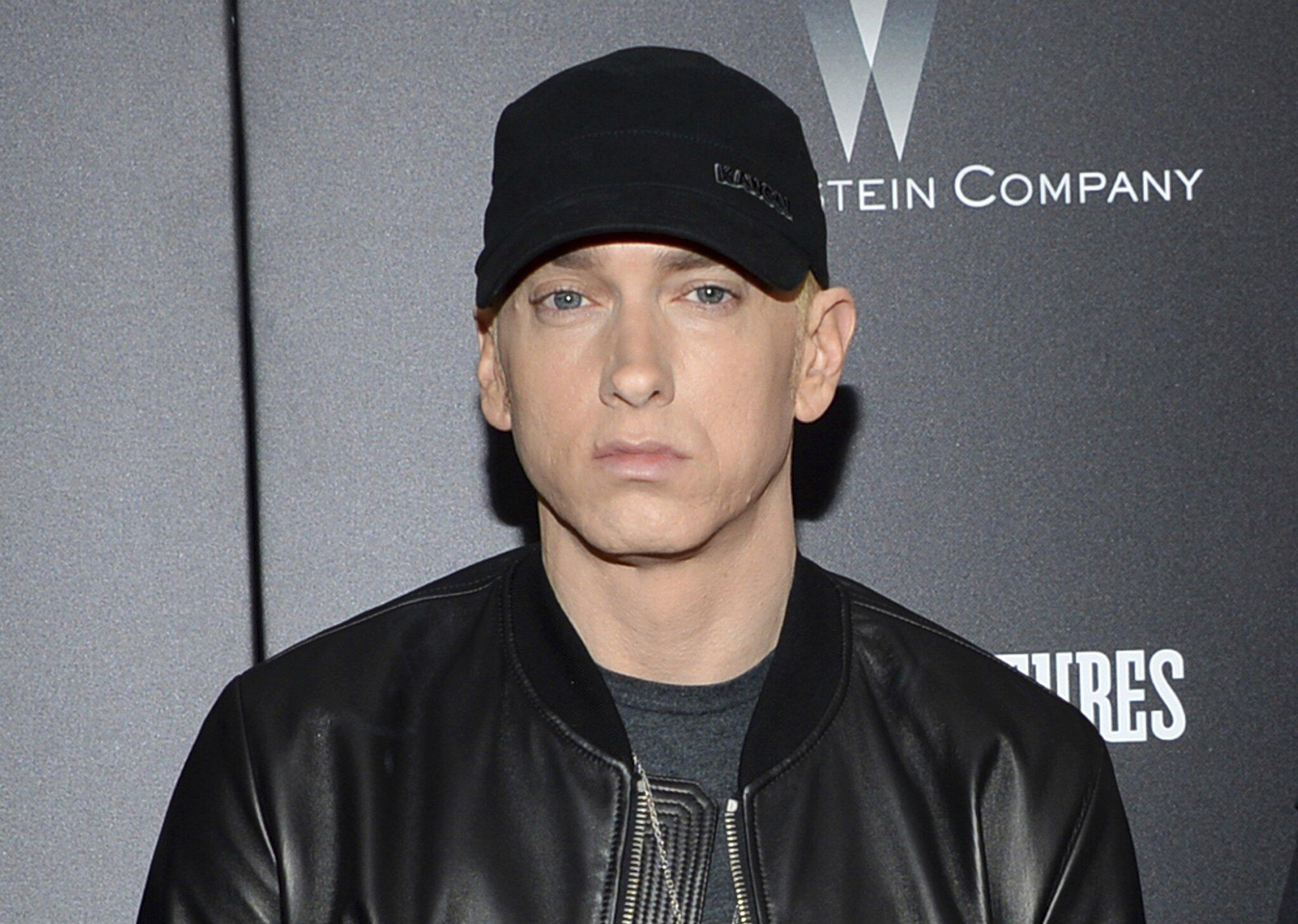 Bild zu Eminem