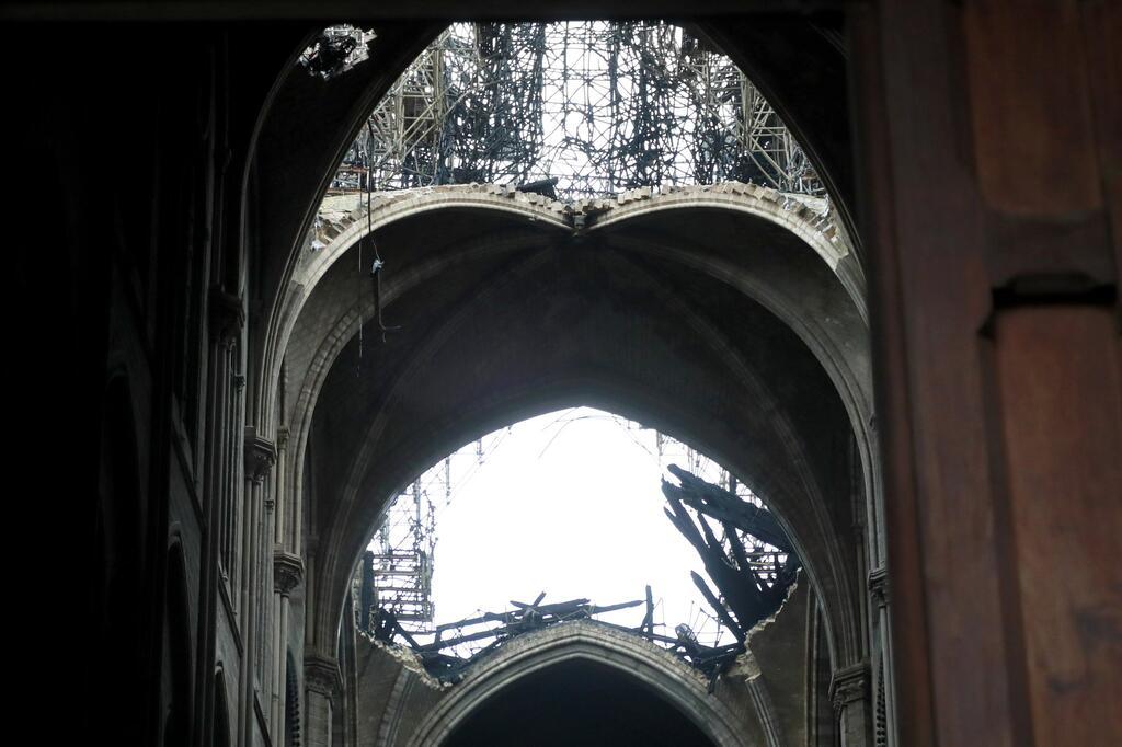 Notre-Dame, Paris, Kathedrale, Feuer, Brand