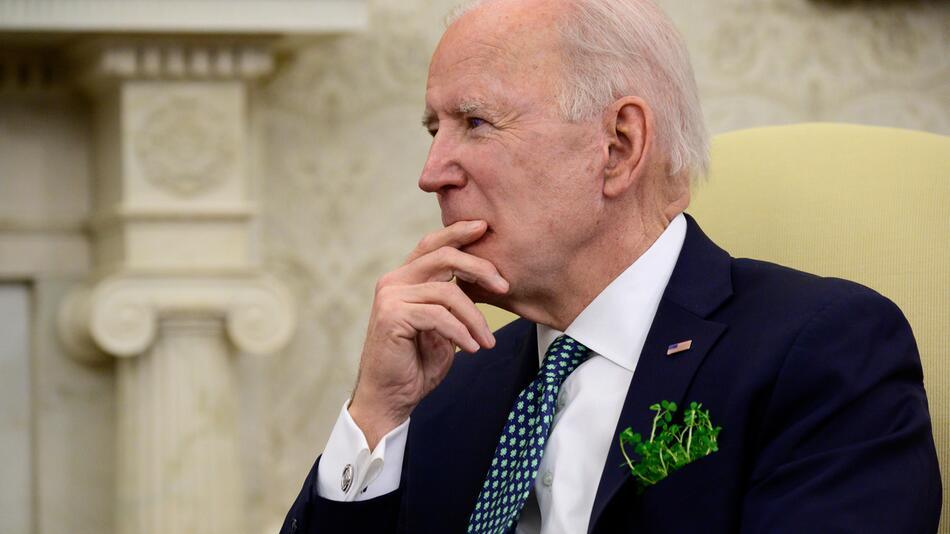 Joe Biden hat drei grosse Probleme zu lösen.