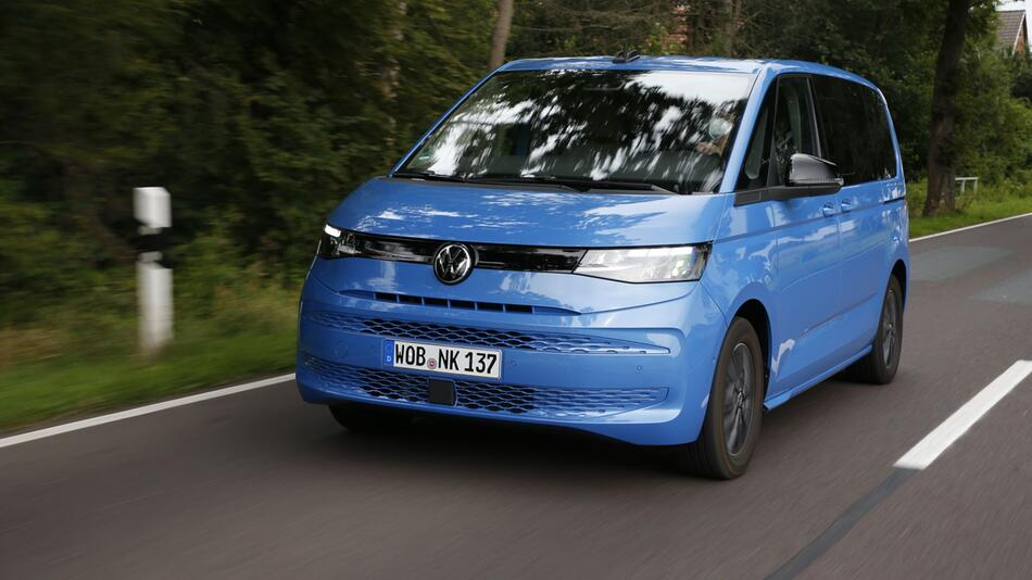 Bus-Ikone: VW legt Bulli-Familie neu auf