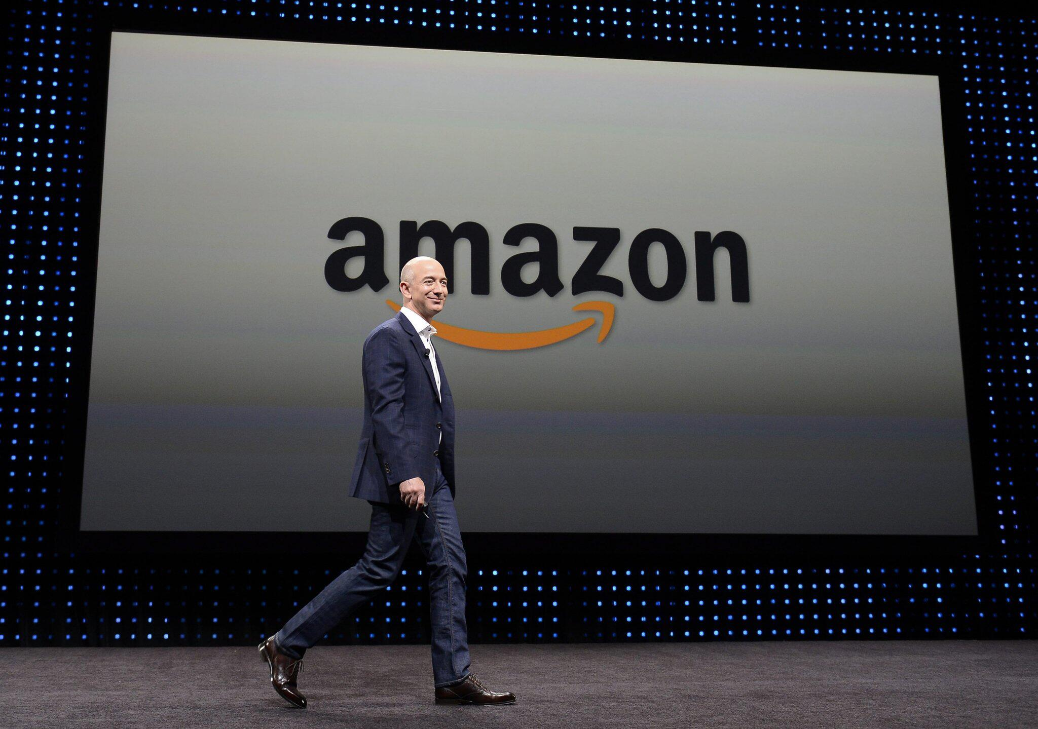 Bild zu Amazon - Jeff Bezoz