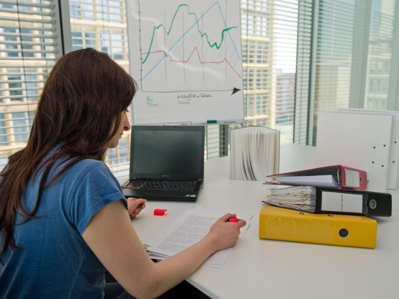 Bild zu Begegnungs- und Rückzugsorte im Büro