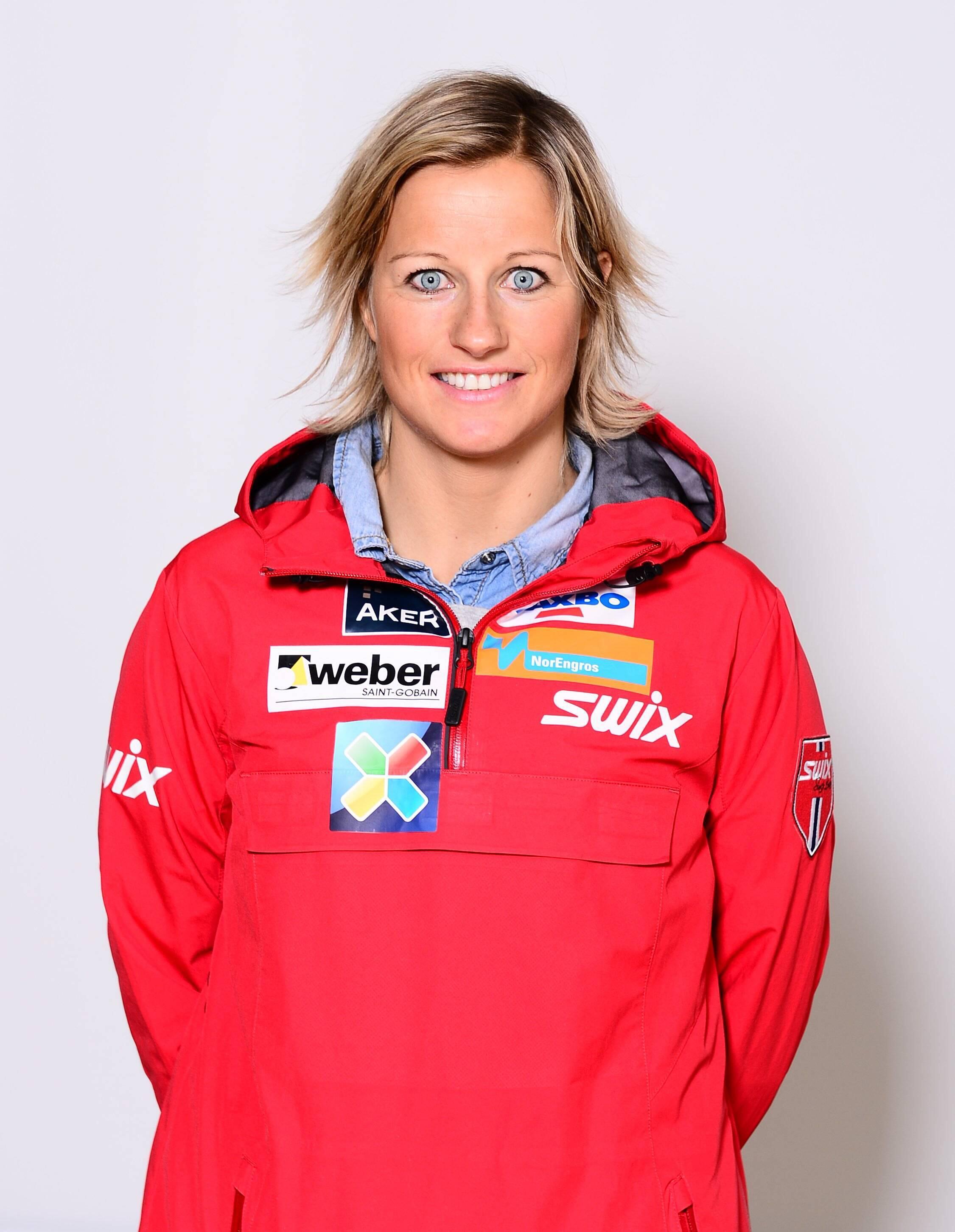 Bild zu Ski, Langläuferin, Vibeke Skofterud
