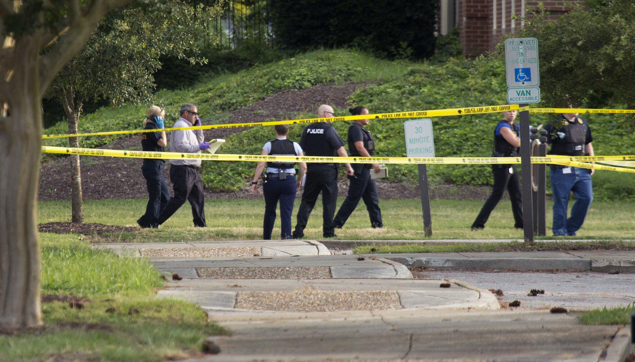 Bild zu Schütze richtet Massaker in US-Stadtverwaltung an