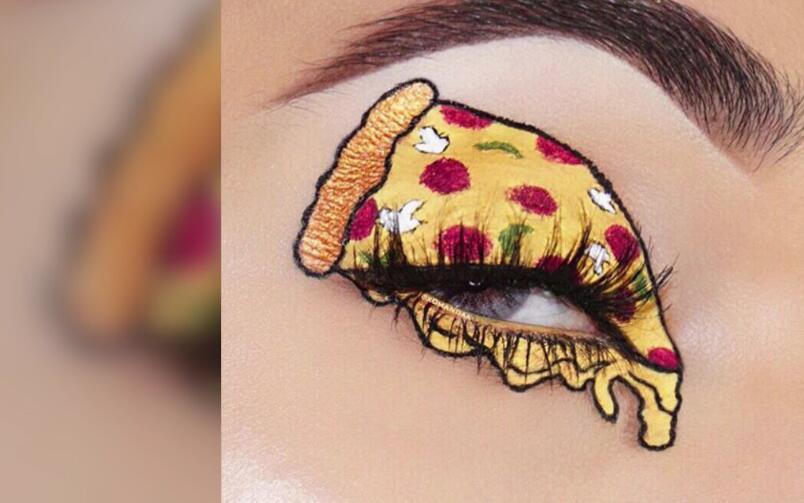 Bild zu Hungrig? Dann schau dir diese Make-up-Leckerbissen an!