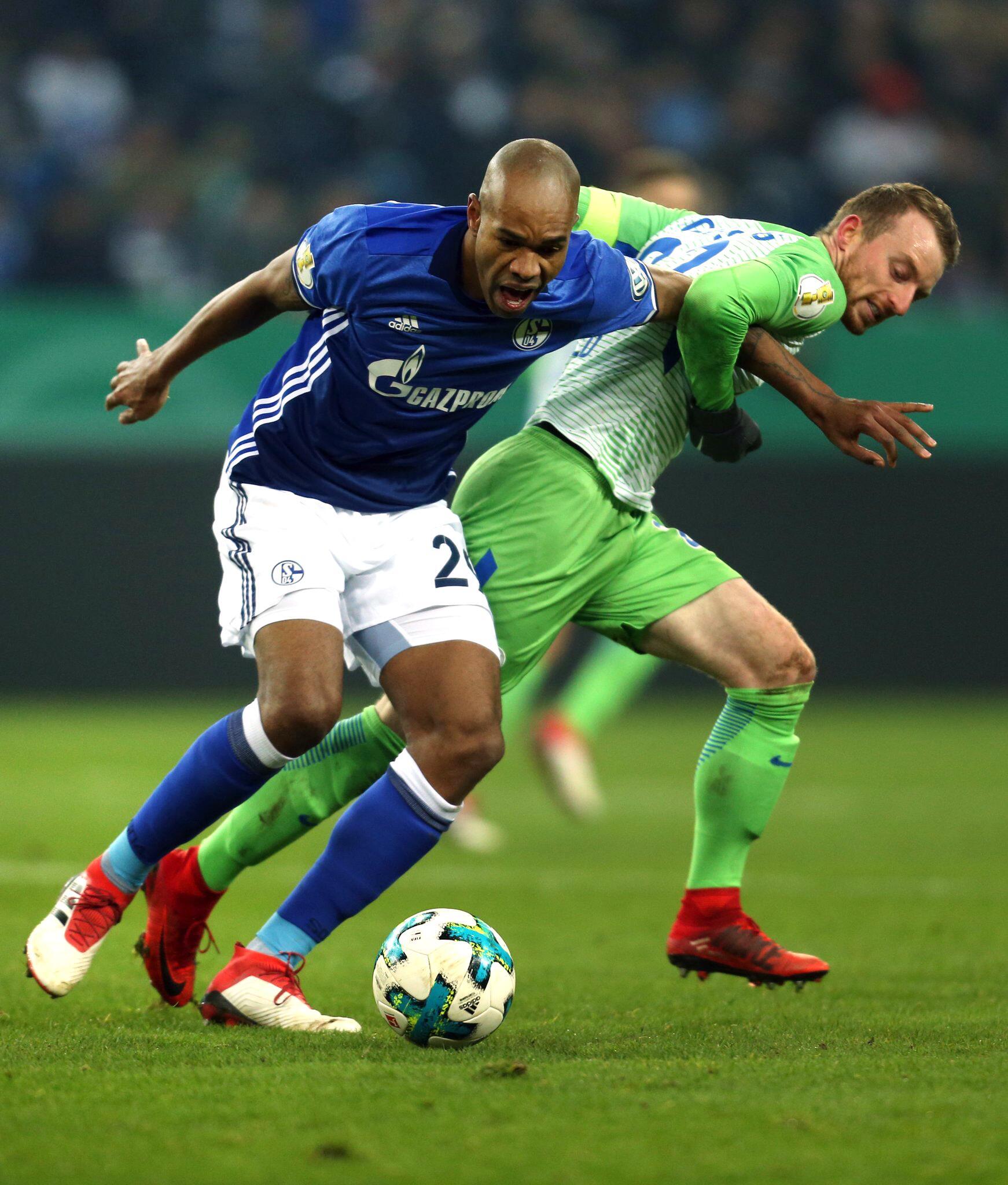 Bild zu FC Schalke 04 vs. VfL Wolfsburg