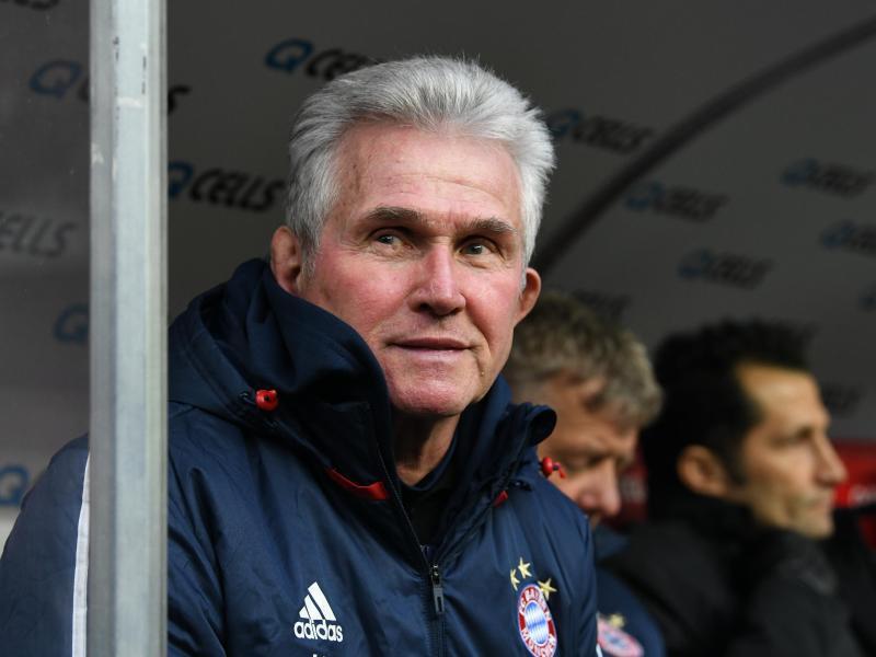 Bild zu Noch-Bayern-Trainer