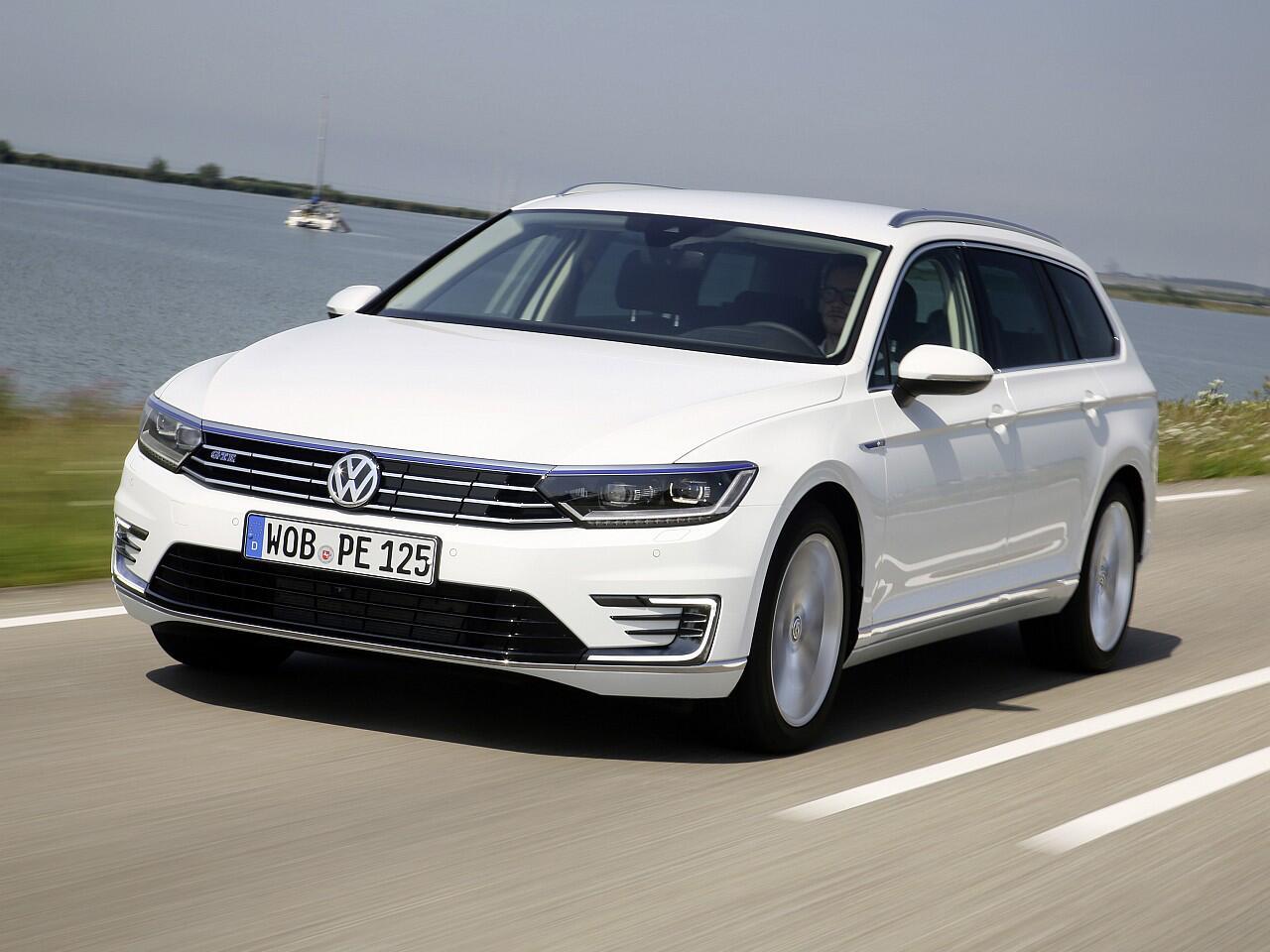 Bild zu Mittelklasse: VW Passat