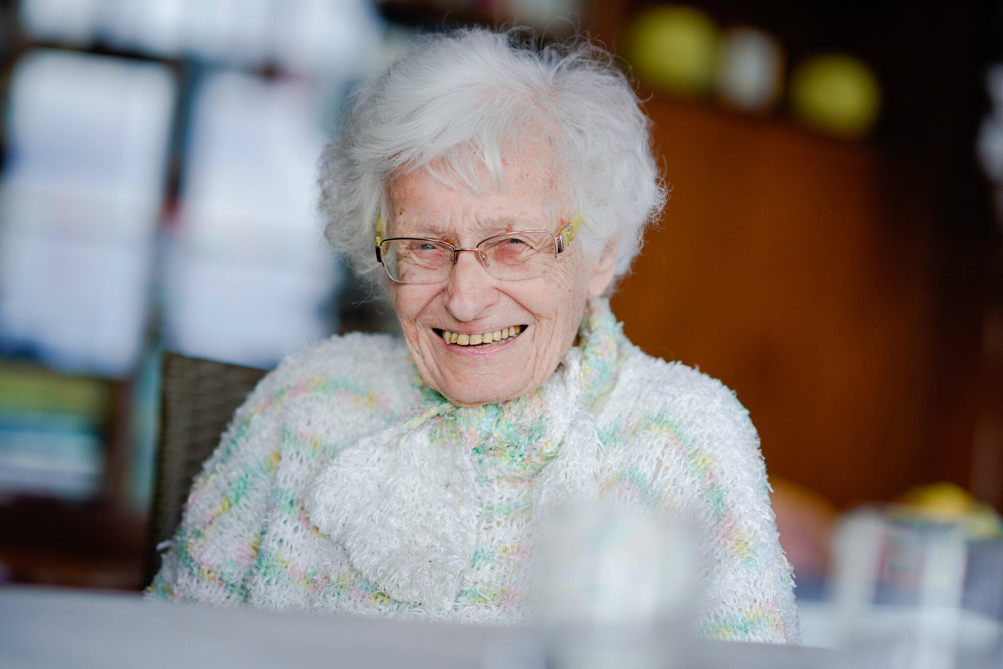 Bild zu 100-jährige Lisel Heise in den Stadtrat gewählt