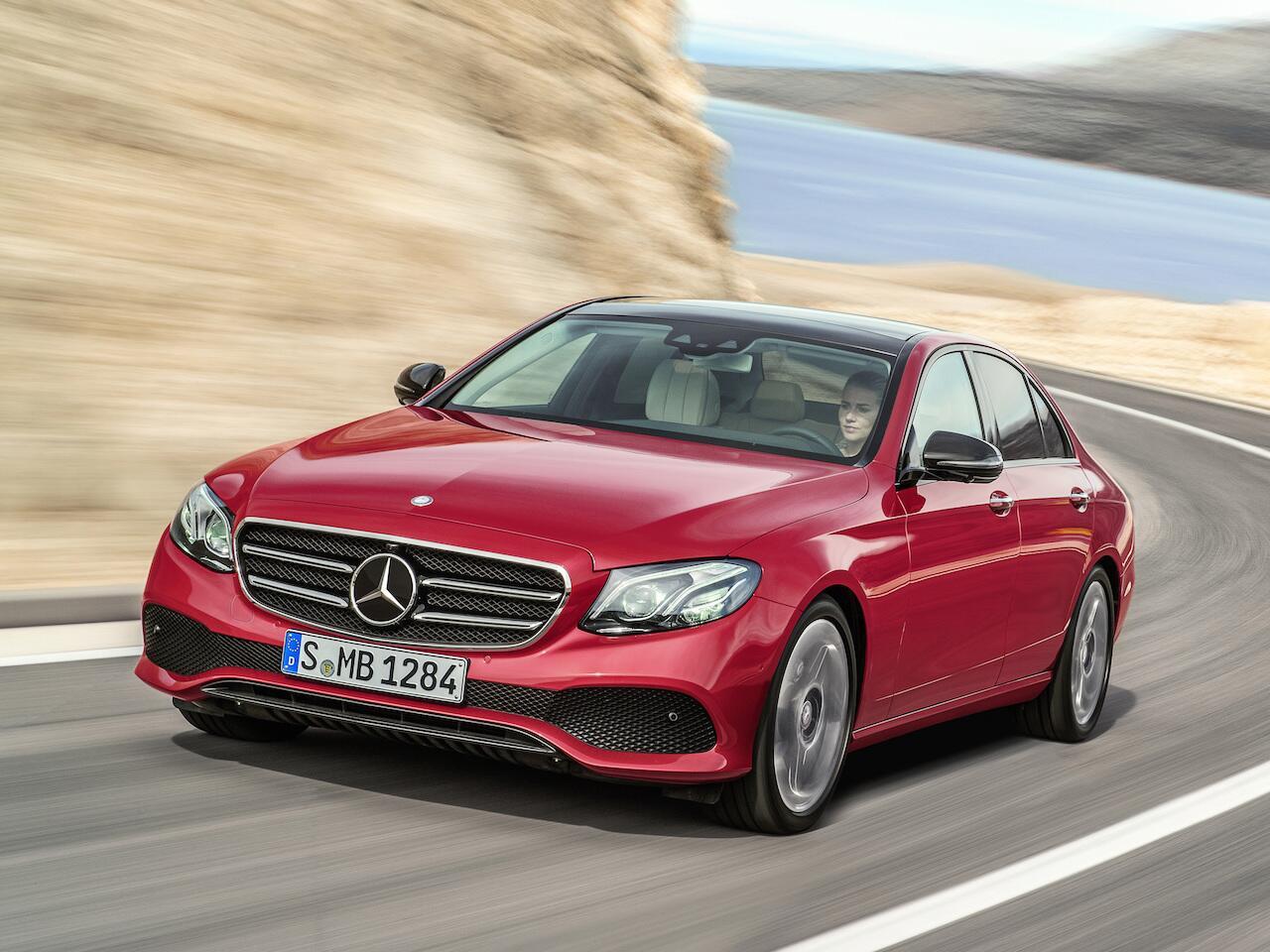 Bild zu Obere Mittelklasse: Mercedes-Benz E-Klasse
