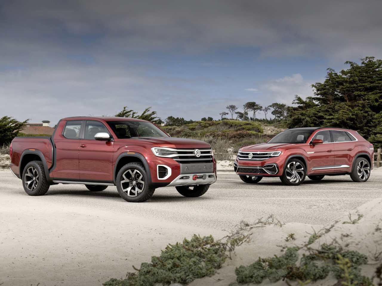Bild zu VW auf der Monterey Car Week