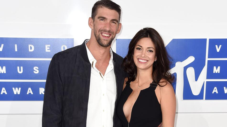 Michael Phelps, Nicole Johnson, MTV Video Music Awards