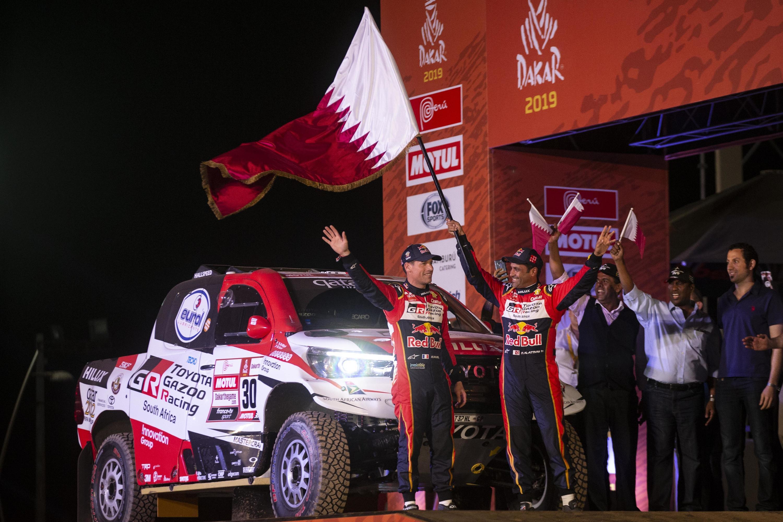 Bild zu Rallye, Dakar, 2019, Peru